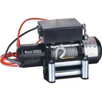 Wholesale Most popular powerful 12V 5000 lbs electric winch for off road for Jeep Wrangler from china suppliers
