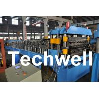 Wholesale Double Roll Forming Machine For Glazed Tile And Roof Sheet from china suppliers