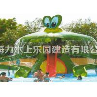 Wholesale Swimming Pool Small Water Slide With 3 Llines Slide For Kids Play from china suppliers