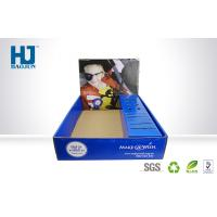 Wholesale Promotional Corrugated Paper Toys Cardboard Display Box Flat Packed from china suppliers