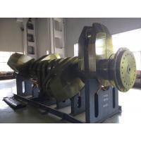 Wholesale Marine Heavy Steel Forgings Forged Shaft S34MnV S34CrNi M60.6 M60.6_42 from china suppliers