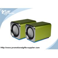 Wholesale Aluminum shell 60HZ portable USB Mini Speakers for mobile or laptop from china suppliers