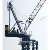 Wholesale Construction Tower Crane Luffing Tower Crane , Jib Length 40m from china suppliers