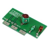 Wholesale 315/433MHZ 2Kbit/s Remote Control PCB Wireless Receiver Module CDR03C from china suppliers