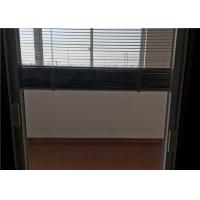 Wholesale Acid Etched Hollow Glass With Blinds Thickness 25-30 Mm Aluminum Blinds from china suppliers
