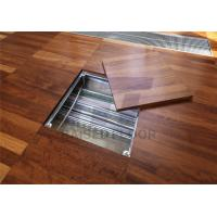 Wholesale Office Woodcore Raised Floor , Solid OAK Engineered Wood Flooring from china suppliers