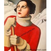 Wholesale Lempicka Reproduction Oil Painting For Decorative from china suppliers
