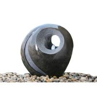 Quality Hand Cast Ball Water Fountain , Water Sphere Fountain For Courtyard for sale