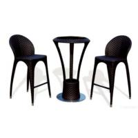 Buy cheap Bar Furniture Set For Indoor And Outdoor Use from wholesalers