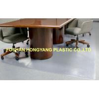 Wholesale High - lifetime PVC Material Non Studded Chair Mat 600x 2400 mm from china suppliers