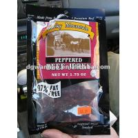 Wholesale High Barrier Snack Packaging Bags With Clear Window 3 Side Seal from china suppliers