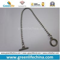 Wholesale Custom Design Metal Neck Connecting Ball Chain Holder W/Accessories from china suppliers