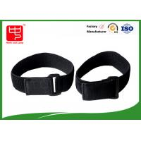 Wholesale 180 * 15mm elastic hook and loop strap Water resistance For Wires Clearing Up from china suppliers