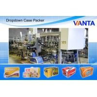 Quality Automatic Dropdown Wrap Around Carton Packaging Machine 25 CPM Easy Operation for sale