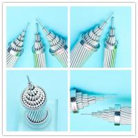 Wholesale No Insulated Aluminum Wire Multi Strand Cable Wire 0.6 / 1KV Low Voltage Poppy from china suppliers
