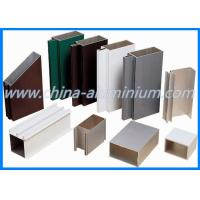 Wholesale High Quality Powder Ccoating Aluminium Doors Windows Profiles from china suppliers