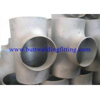 Wholesale A403 WP 304 316 Stainless Steel Butt Weld Fittings Equal Tee Pipe Fitting from china suppliers
