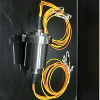 Wholesale Long Distance Fiber Optic Rotary Joint Slip Ring For Data / Signals Transmission from china suppliers