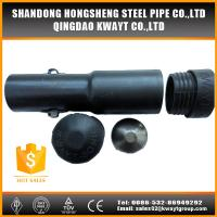 Wholesale 50 mm sonic pipe with rubber gasket/bottom cap from china suppliers