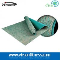Wholesale Ningbo virson hot sale natural yoga mat/jute yoga mat from china suppliers