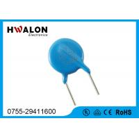 Wholesale Over Voltage Protection MOV Electronic Device High Efficiency 7D391K from china suppliers