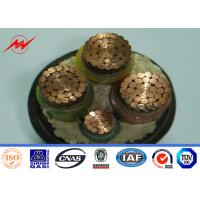 Wholesale 0.3kv-35kv Medium Voltage House Wiring Copper Cable PE.PVC/XLPE Insulated from china suppliers