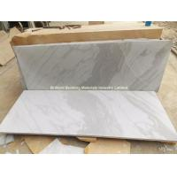 Wholesale Landscape Veins White Sandstone Slabs(White Shade) from china suppliers