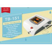 Wholesale 13.56Mhz High Frequency Portable Laser Spider Vein Removal / Red Blood Removal Equipment from china suppliers