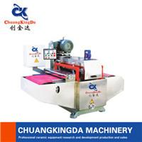 Quality automatic arc edge polishing machine and automatic tile cutting machine for sale