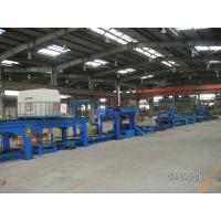 Wholesale 16Mt/hr to 32Mt/hr Capacity Auto Al. ingot Continuous Casting Machine Used For Al. Ingot Making from china suppliers