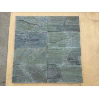 Wholesale Forest Green Basalt Mushroom Stones Pillar/Column Wall Stone Exterior Stone Cladding from china suppliers