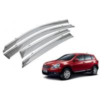 Wholesale Rain Shield For Nissan Qashqai 2008 - 2014 With Stainless Steel Stripe from china suppliers
