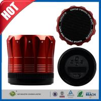 Wholesale Stylish Smartphones Wireless Bluetooth Speaker Metal Rechargeable from china suppliers