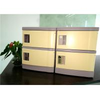 Buy cheap 180*310*460  ABS Cell Phone Charging Locker With Four Code Lock For Secret Place from wholesalers