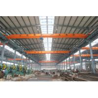 Quality Electric Single Girder Overhead Bridge Cranes Traveling Type LDA3t-18m for sale