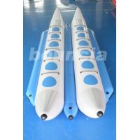 Wholesale Double Lane Large Banana Boat Towable , Adults Inflatable Boat With Motor from china suppliers