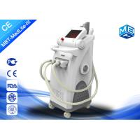 Wholesale Multifunctional 3 in 1 SHR RF ND YAG Laser For  Hair Removal / Tattoo Removal / Face Lifting from china suppliers