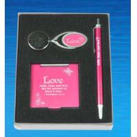 Wholesale Metal keychain, metal pen, mirror for make-up from china suppliers
