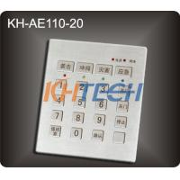 Wholesale Vandal proof Metal Security Access Control Keyboard from china suppliers