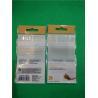 Buy cheap Professional Top Back Sealing Self Adhesive Bags , Cosmetic Brush Packaging Bags from wholesalers