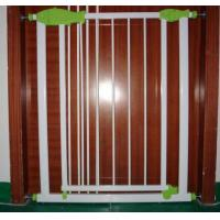 Wholesale Unique Adjustable Metal Baby Gates With Door Double Protection from china suppliers