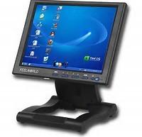 Wholesale Projected Touch Screen Computer Monitor , USB Touch Screen Industrial Monitor from china suppliers