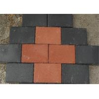 Wholesale Landscaping Vintage Brick Pavers Driveway , Clay Brick Floor Pavers Wear Resistance from china suppliers