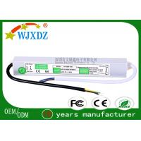 Wholesale 12 Volt 3A Waterproof Outdoor Switching Power Supply 36W LED Driver IP67 from china suppliers
