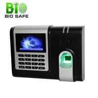 Buy cheap HF-X628 Support Integrated Proximity or Smart Card Reader Fingerprint Attendance Firmware from wholesalers