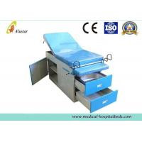 Wholesale Multi-Funtional Steel Gynecology Medical Operating Room Tables With Drawer (ALS-OT017) from china suppliers