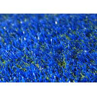 Wholesale Outdoor Decorative Coloured Artificial Grass Fake Turf Ror Roofing / Flooring from china suppliers