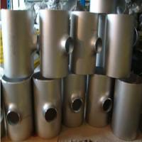 Wholesale Seamless stainless steel reducing tee from china suppliers