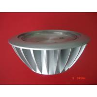 Wholesale Pressure Die Casting Moulding For Aluminium Led Lamps / Lighting Parts With Spray Paint from china suppliers