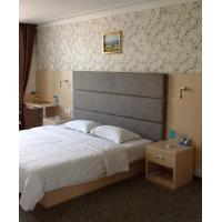 Wholesale Environment Luxury Hotel Furniture Sets King Size Headboard / Bedside Tables from china suppliers